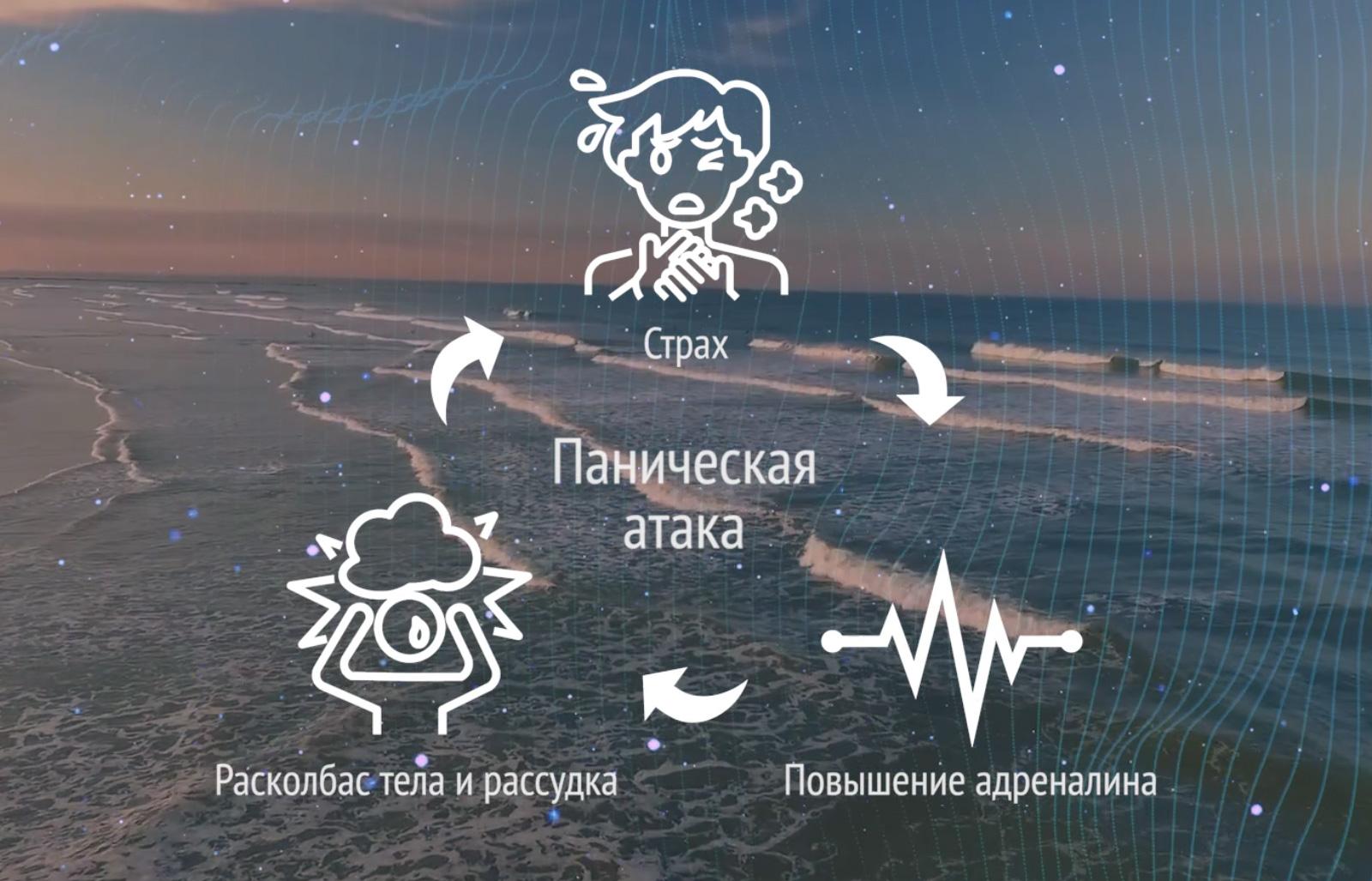 Нервная система: успокоение и возбуждение